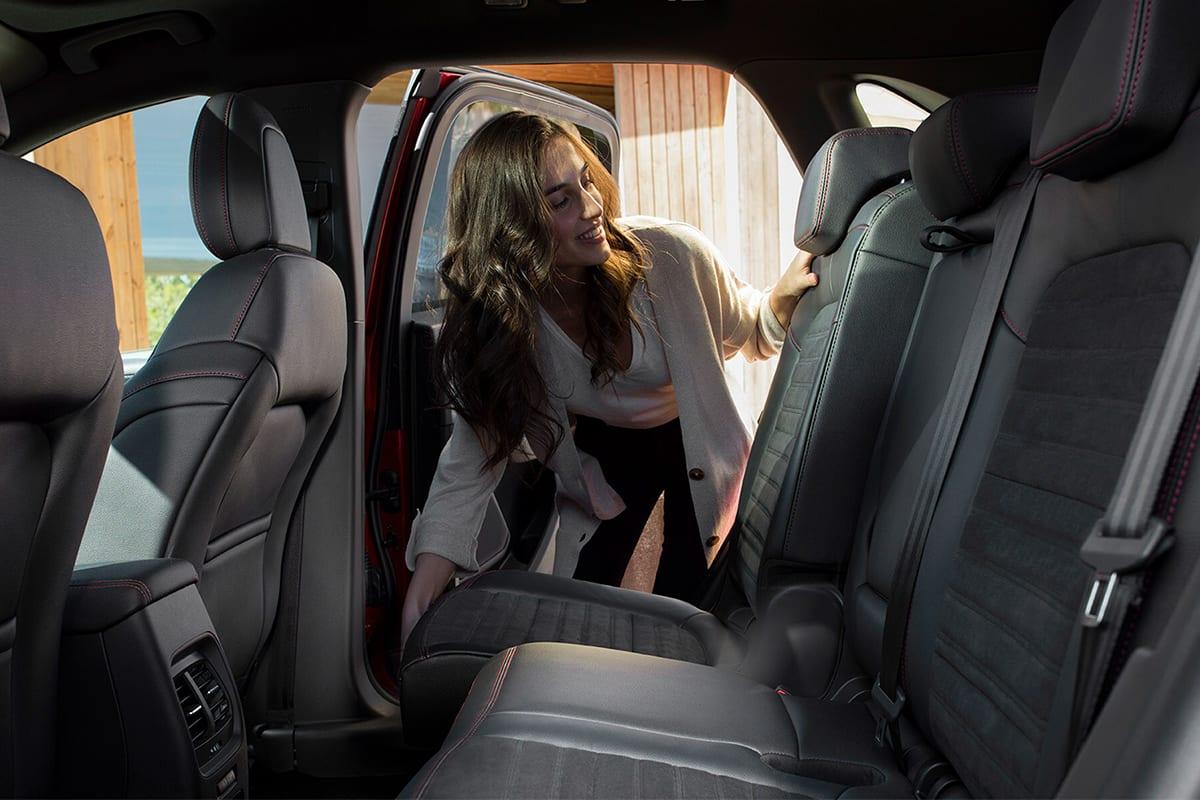 interior ford