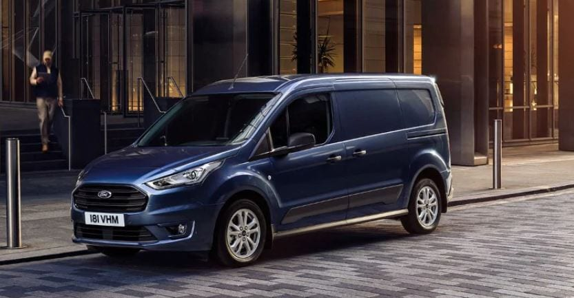 medidas ford transit connect