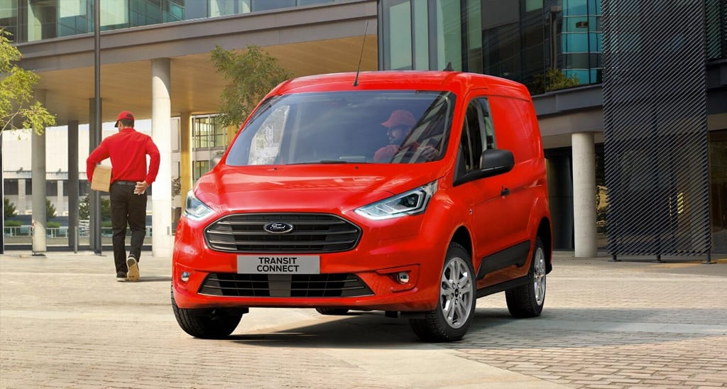ford transit connect modelo