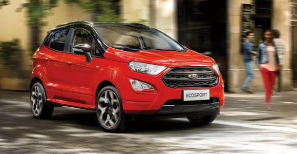 ford ecosport prestaciones