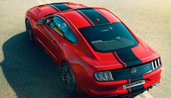 ford mustang km0