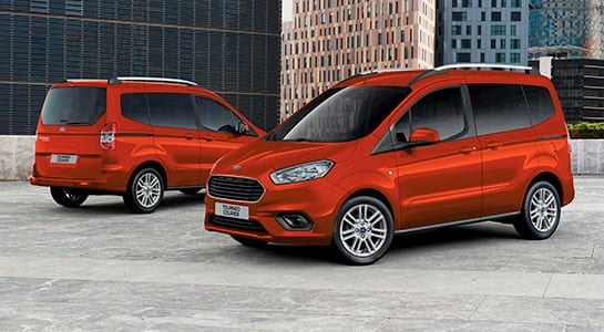 ford tourneo connect tourneo courier