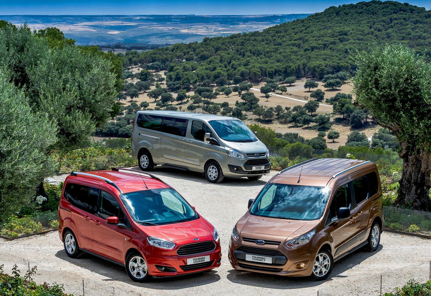 Ford Tourneo familia