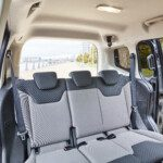 Ford Tourneo Courier asientos