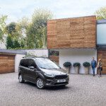 Ford Tourneo Courier modelo
